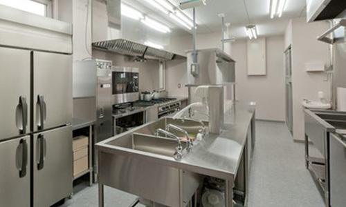 厨房や機器の除菌